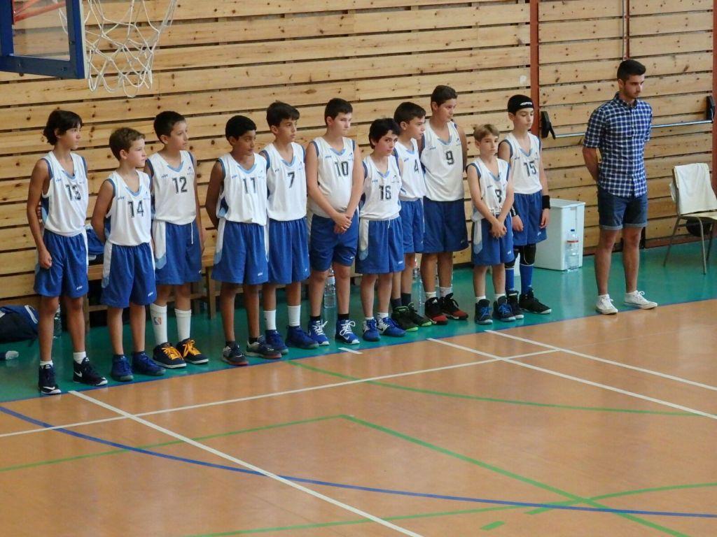 2016-17 MARISTAS Alevin05 Torneo Sondika
