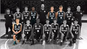 4 jugadores del Patronato Maristas Bilbao a la Mini Copa 18