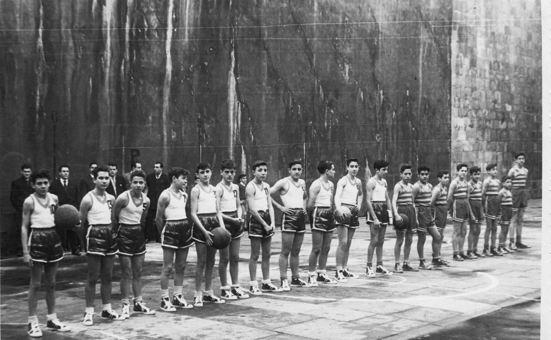 1957-58 Patronato INF. y Proteccíon Menores