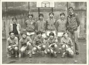 1980-81 Maristas Mini