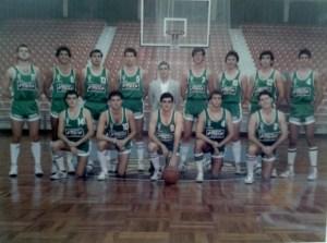 1986-87 PATRONATO VILAND TV 2ªdiv Ituiño
