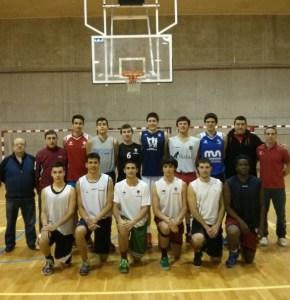 2013-14 Selección JR Bizkaia JESUS iTUIÑO
