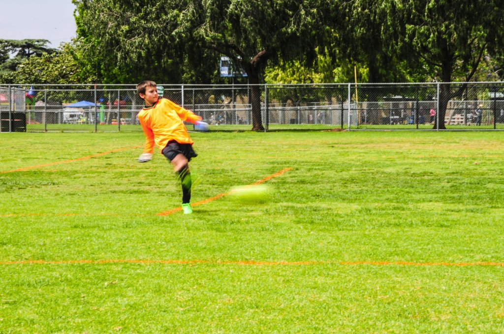Randy Siegel - Soccer Shot