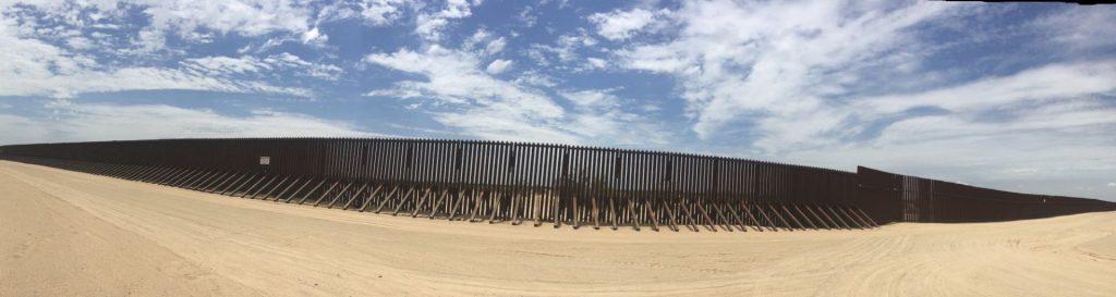 Randy Siegel - Border Fence