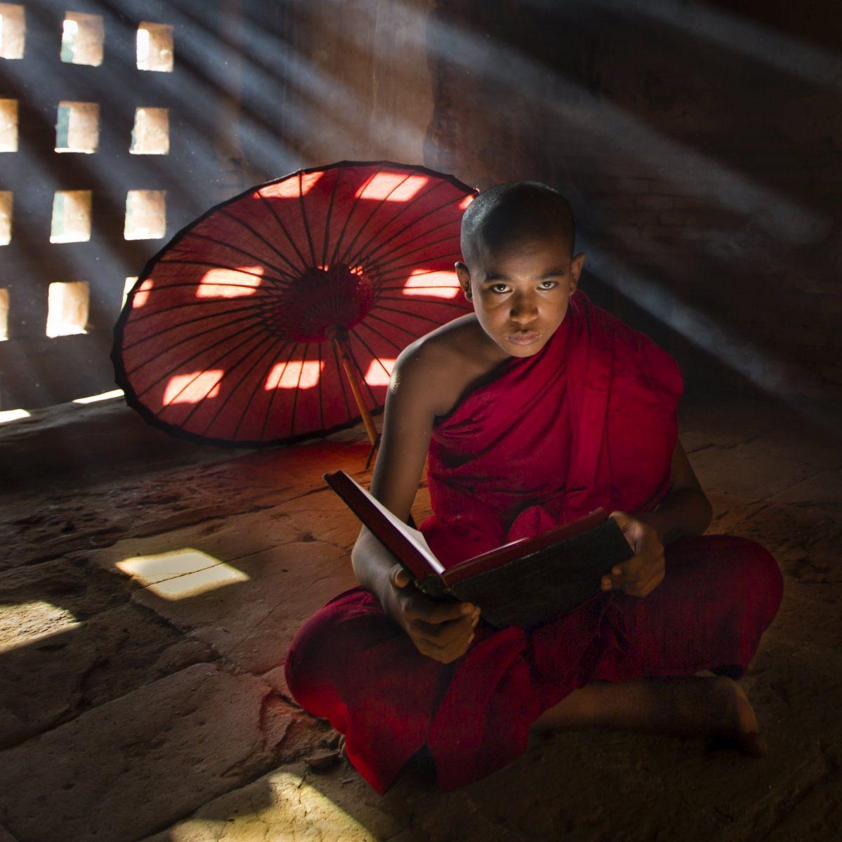 1st - Ivy Gordon - Bagan Monk