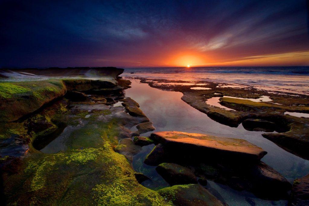 1st - Peter Tellone - Tidepool Sunset