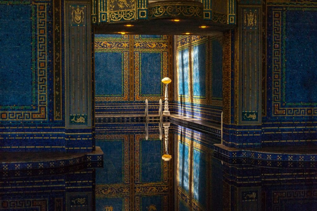 3rd - Shuwen Lisa Wu - Hearst Castle Roman Pool