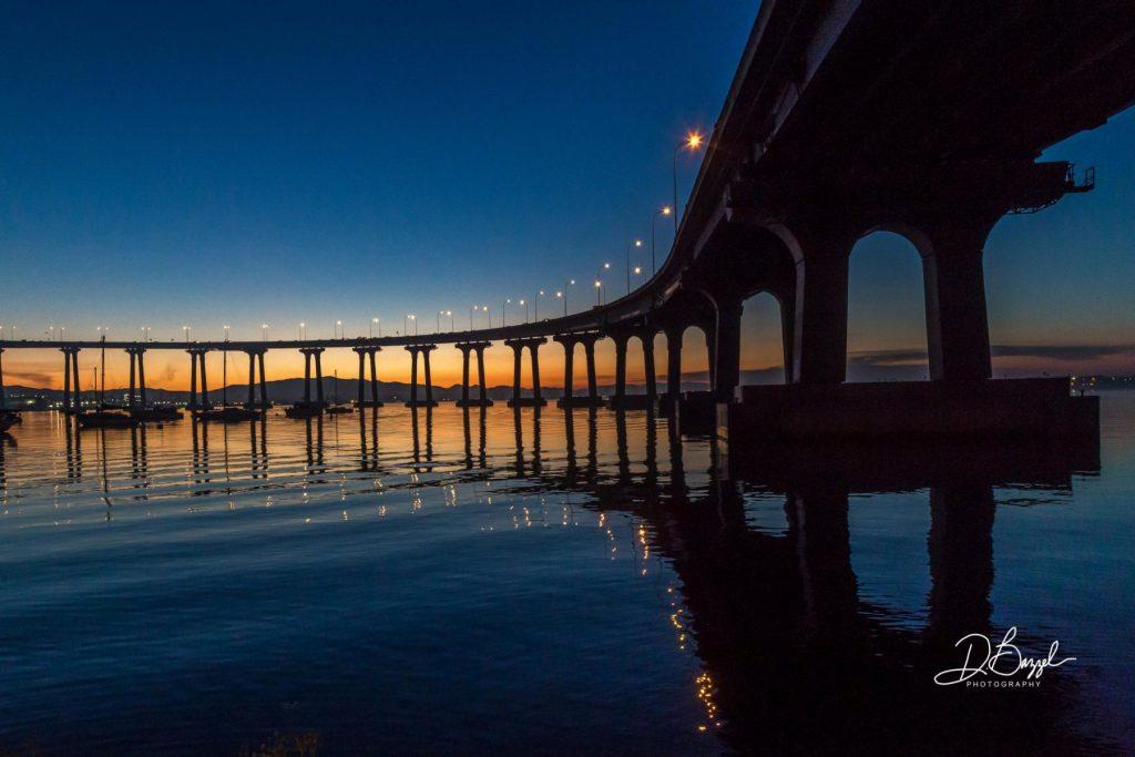 Duane Bazzel - Coronado Bridge