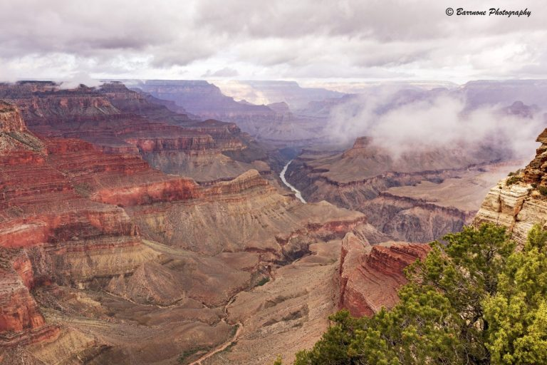 Rick Barr - Grand Canyon Storm
