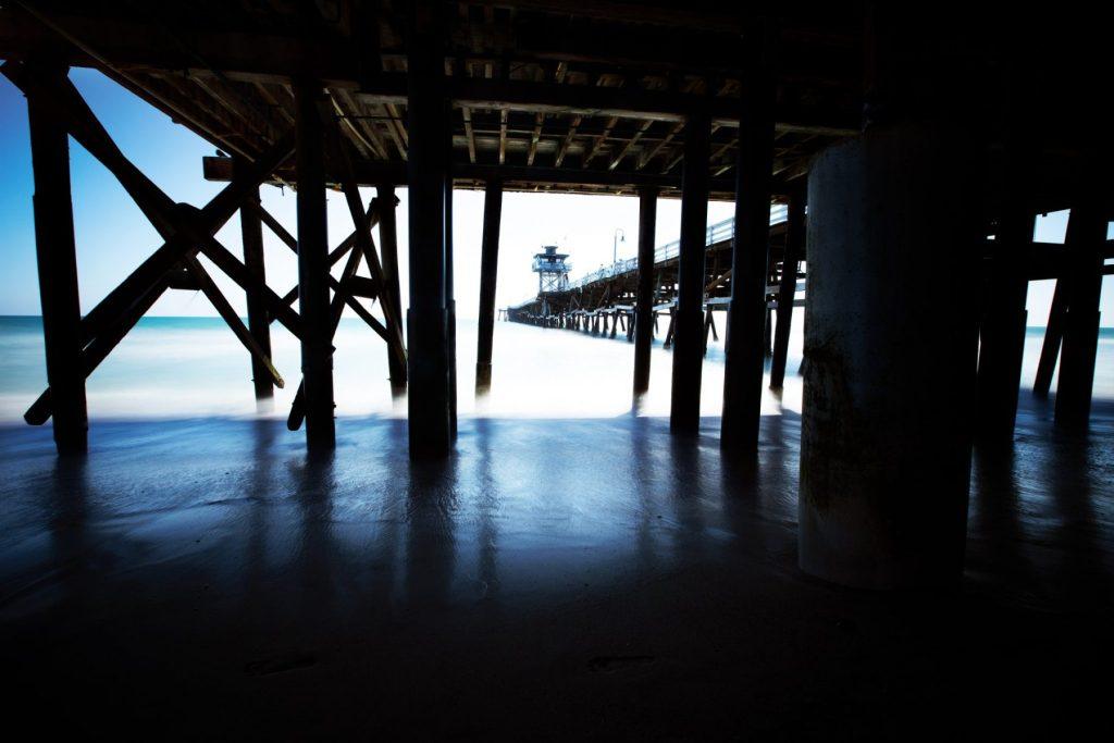 Dan Bucko - Under San Clemente Pier
