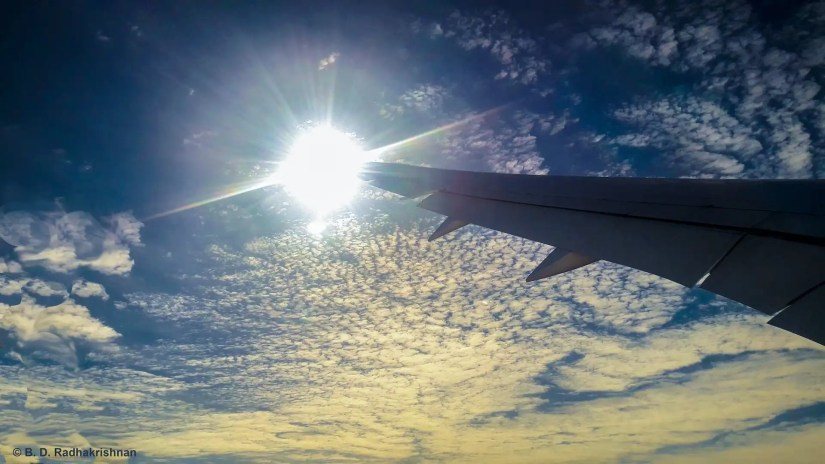 Ben Radhakrishnan - Sky Sun & Wings