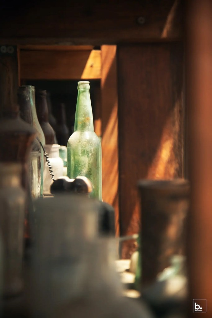 Dan Bucko: Ghosttown Glass Bottle (Bodie, CA)