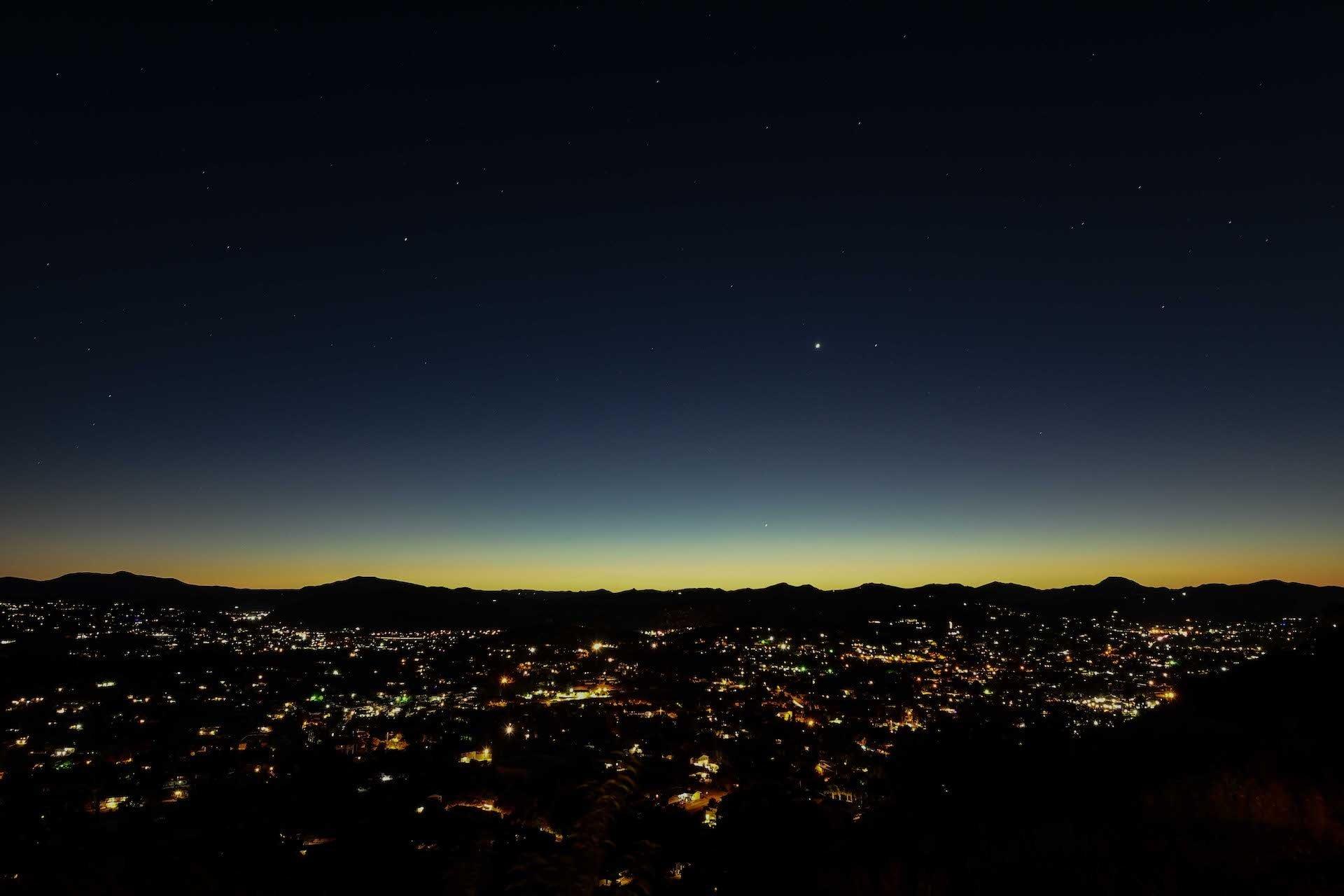 Randy Siegel - Astronomical Twlight
