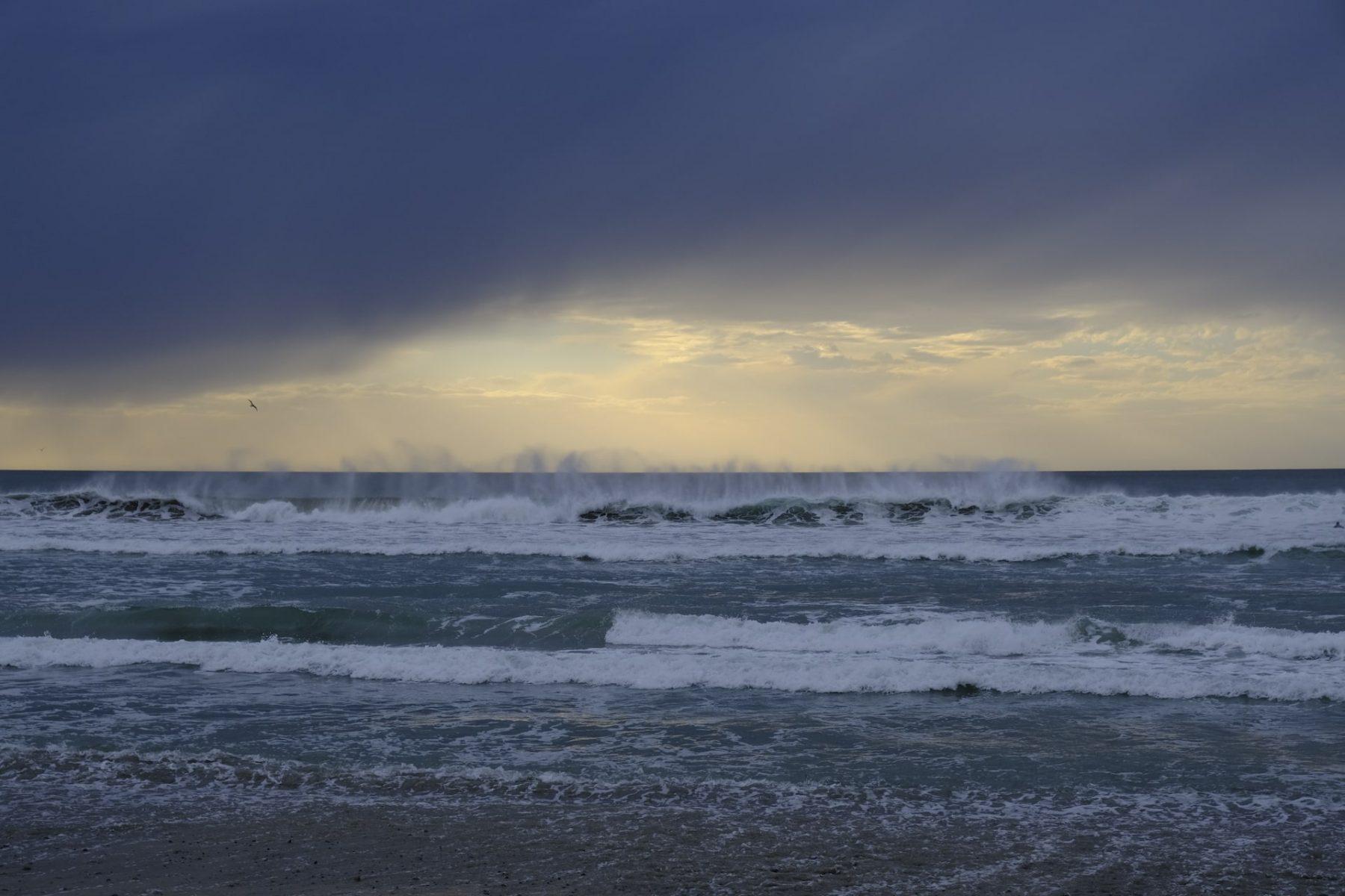 Erica Miller - Wind, Rain, Sea Spray