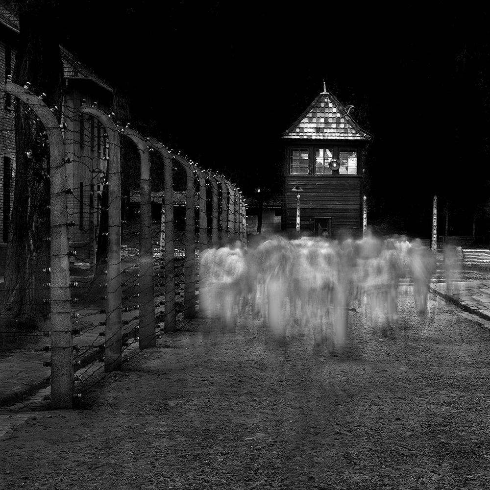 Cole Thompson -- Auschwitz No 14, 2008