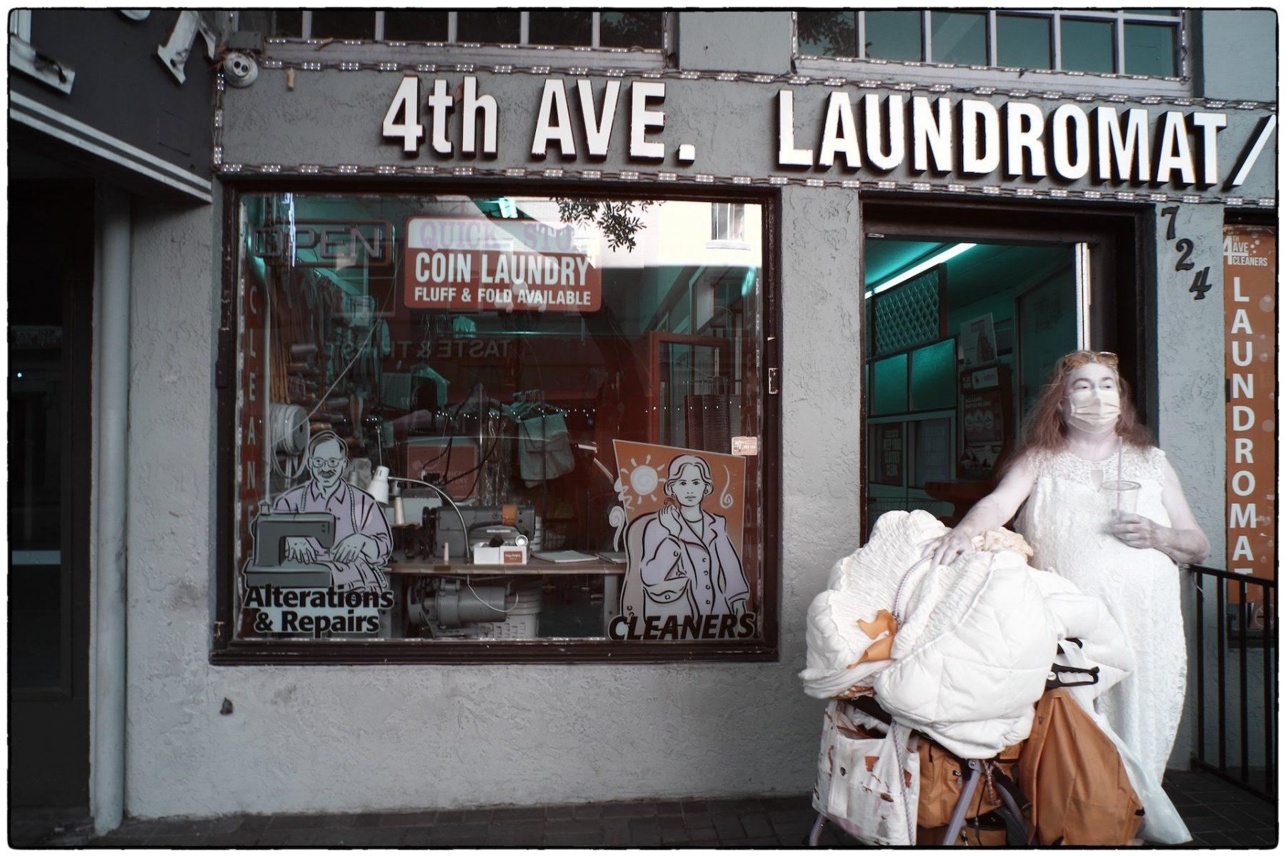 Sally Bucko - 4th Ave Laundromat