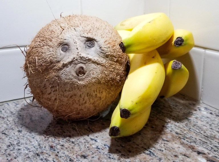 Richard Griebe - Nutty Coconut