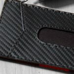 x-flex wallet carbon fiber