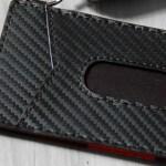 x-flex wallet carbon fiber