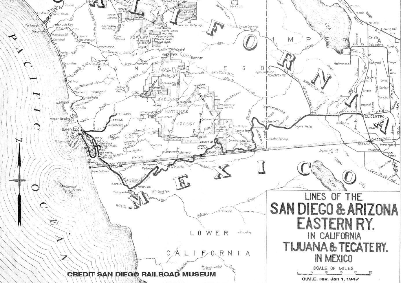 Sango And Arizona Railway Drawings
