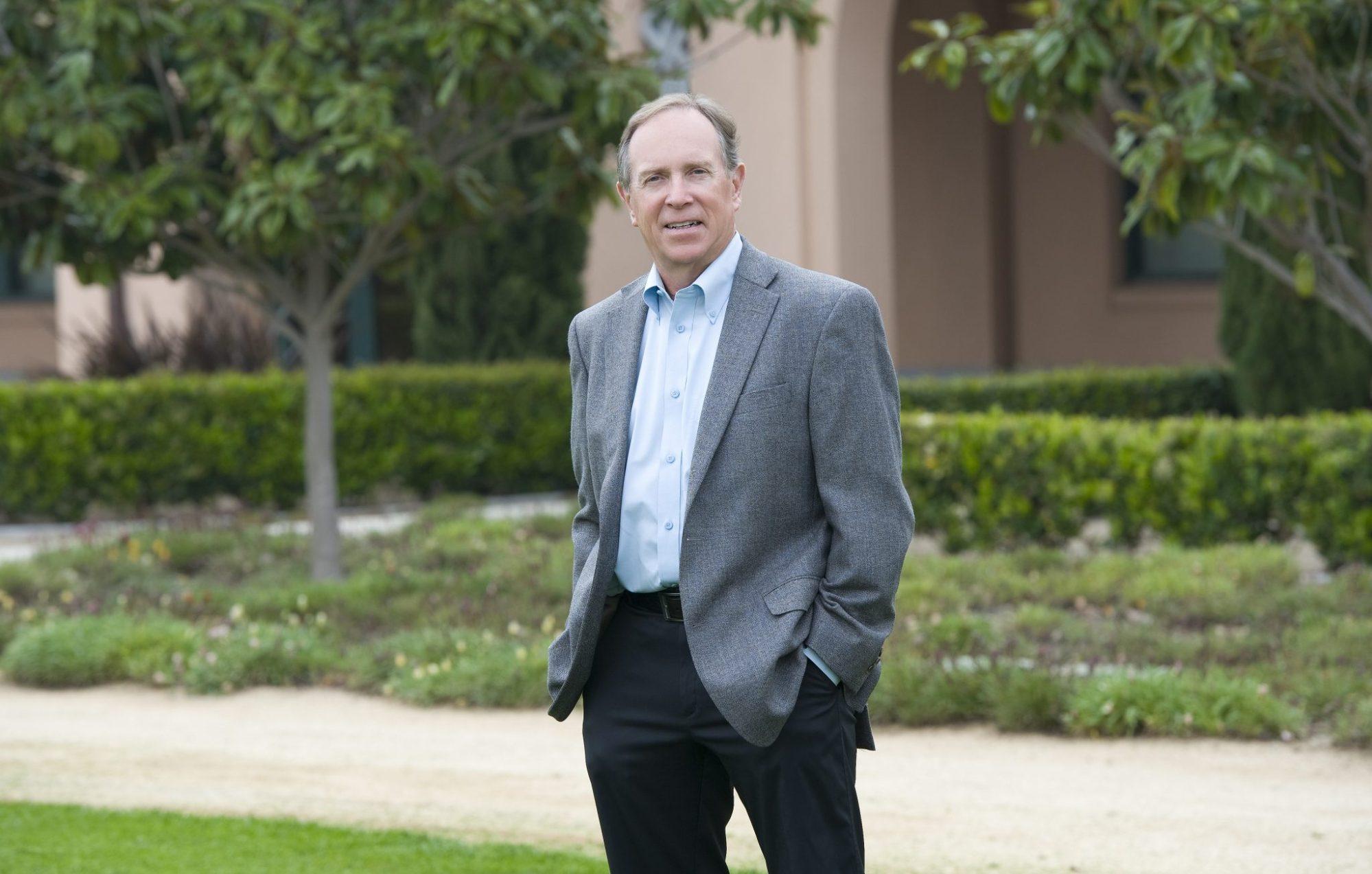 SDSCF Founder, CEO & President Bob Kelly