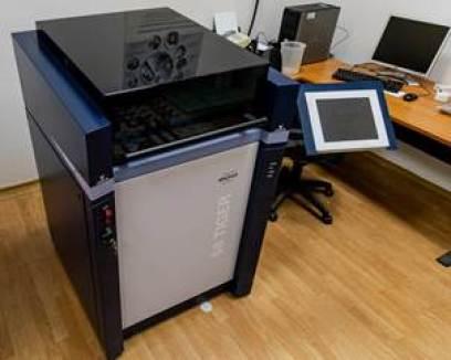 Spectrometru cu fluorescență a radiațiilor X -XRF (Bruker S8 Tiger)