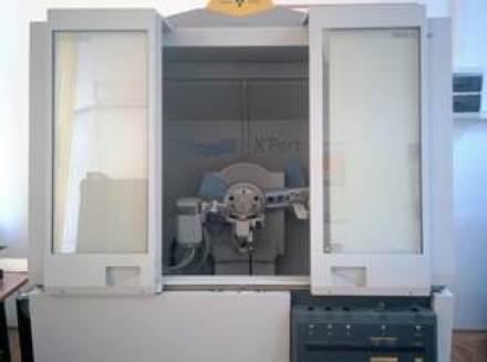 Difractometru de radiații X (Panalytical  X'Pert PRO MPD)
