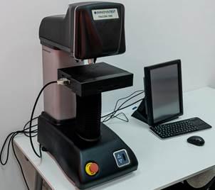 Microdurimetru (Innovatest Falcon 500)