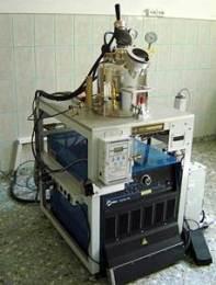 Instalație de retopire cu arc în vid (RAV) (MRF ABJ 900)