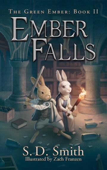 Ember Falls: The Green Ember Book II