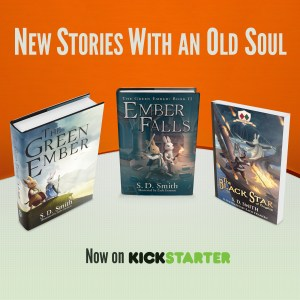 Order Your Copy of The Green Ember Book II: Ember Falls, RIGHT NOW!