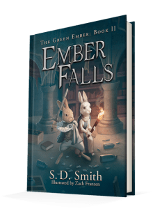 Ember Falls, The Green Ember Sequel, Is Here!