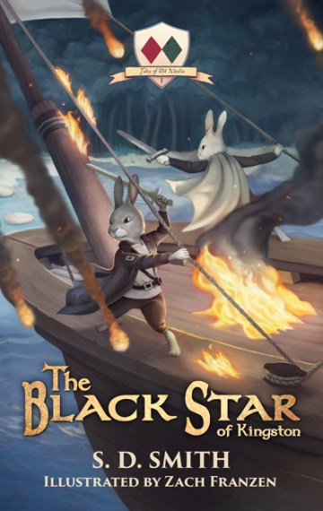 The Black Star of Kingston (Tales of Old Natalia 1)