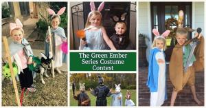Dress Up As A Green Ember Series Character, Win A Fantastic Prize!