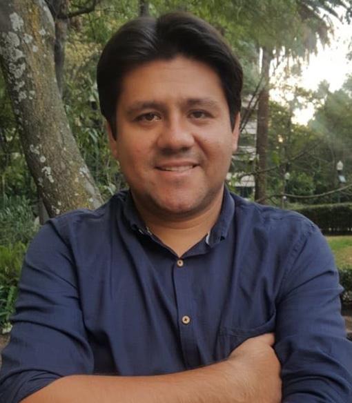Foto de Arturo Santiago, Estrategia Digital, Equipo creativo Red MX2030, SDSN México