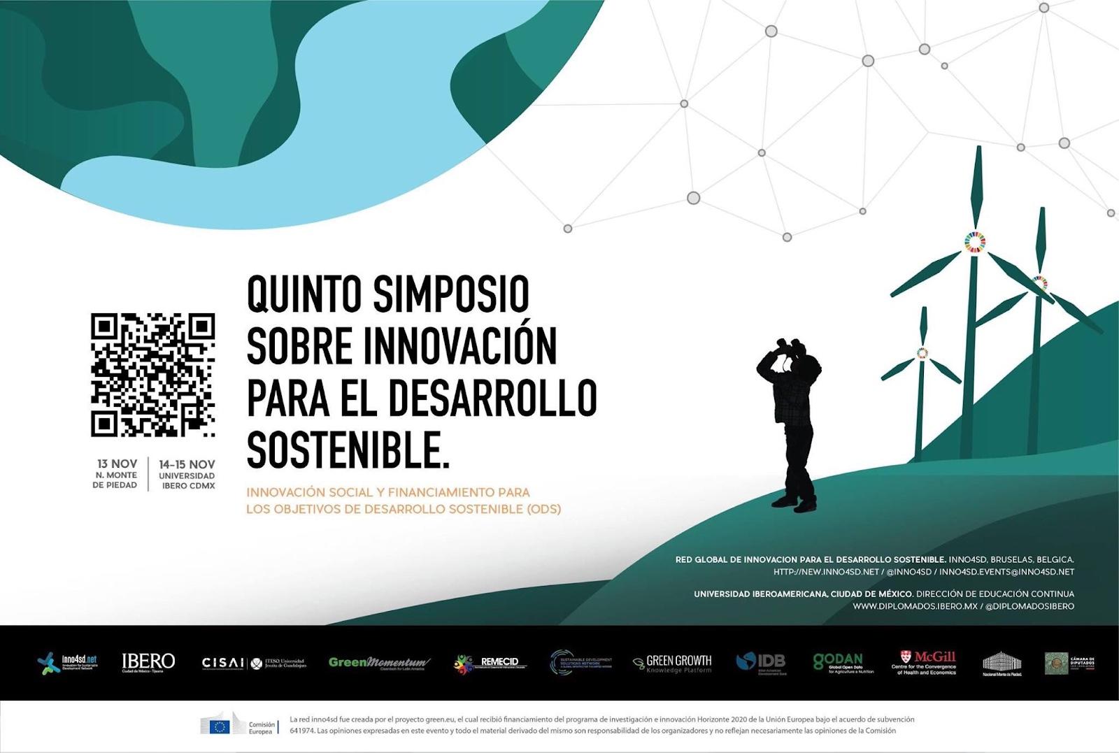 5to Simposio sobre Innovación para el Desarrollo Sostenible, SDSN Mexico