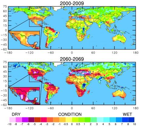 Cómo sortear las intensas sequías que se avecinan-Figura 1