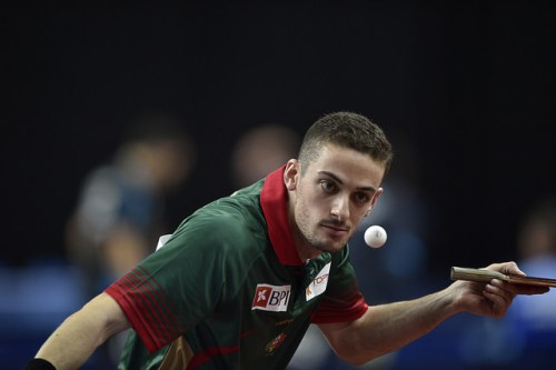 Marcos Freitas - photo by the ITTF