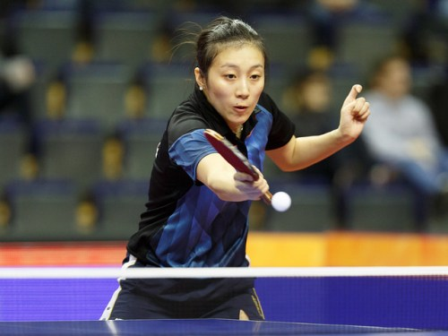 Han Ying - photo by Holger Straede