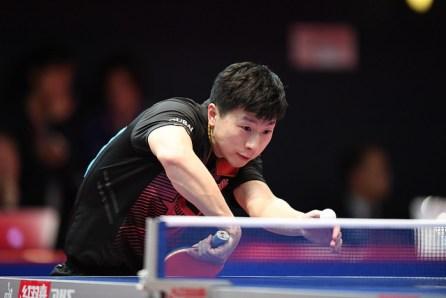 Ma Long - photo by the ITTF