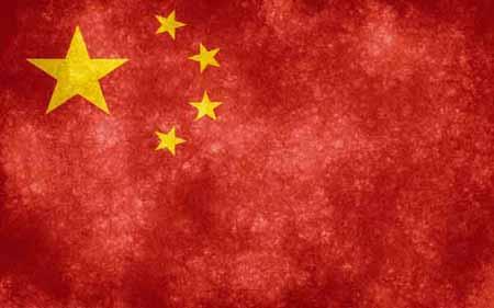 China proper size