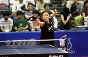 table tennis world rankings