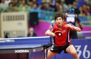 kim donghyun - photo by the ITTF