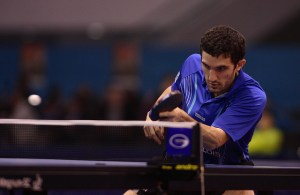 emmanuel lebesson - photo by the ITTF