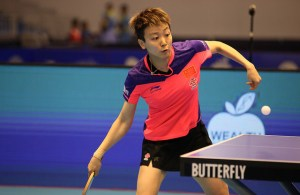 Mu Zi - photo by the ITTF