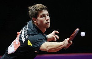 Patrick Franziska - photo by the ITTF