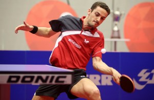 Marcos Freitas - photo by the ITTF