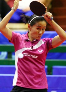 Liu Jia - photo by the ITTF