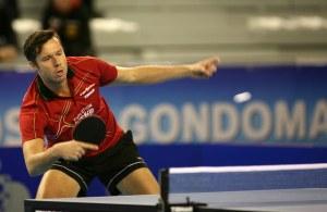Vladimir Samsonov - photo by the ITTF