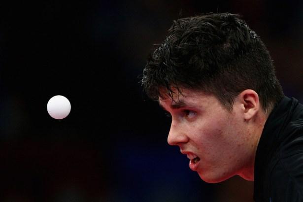 Benedek Olah - photo by the ITTF